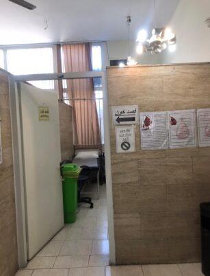 تصویر شماره 2 فصد خون شرق تهران